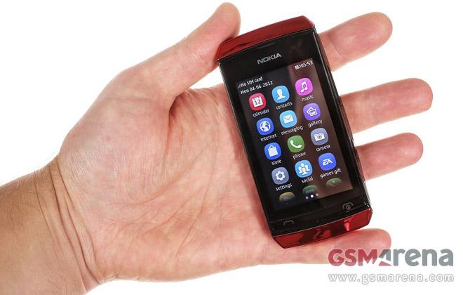 Nokia Nokia Asha 306 | Apps Directories