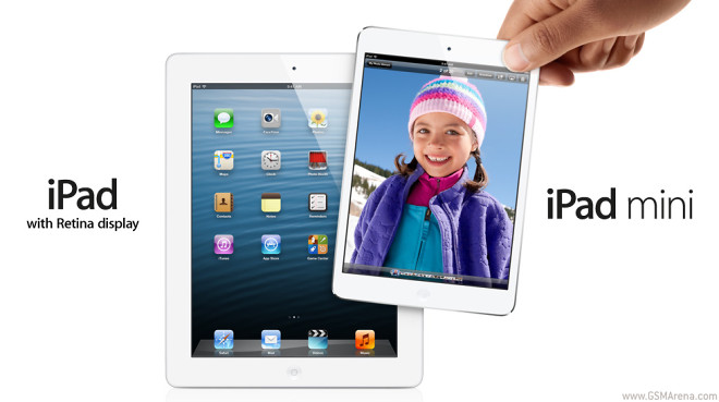 Apple sold 3 million iPads (big and small) in opening weekend