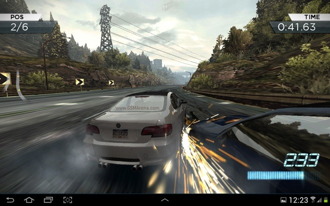 Need for speed most wanted for ios and android game review for Nfs most wanted android
