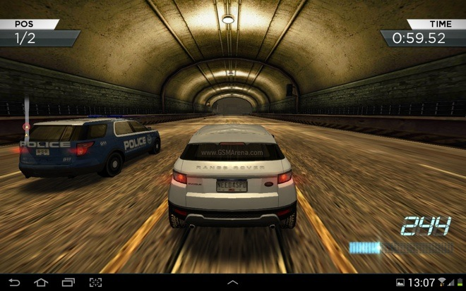 Need For Speed Most Wanted IOS And Android Game Review