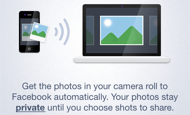 how to share photos so friends can download them