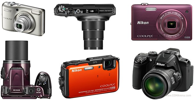 nikon announces no less than 10 new coolpix cameras ahead of cp nikon announces 10 new coolpix cameras can launch them inside february 660x340