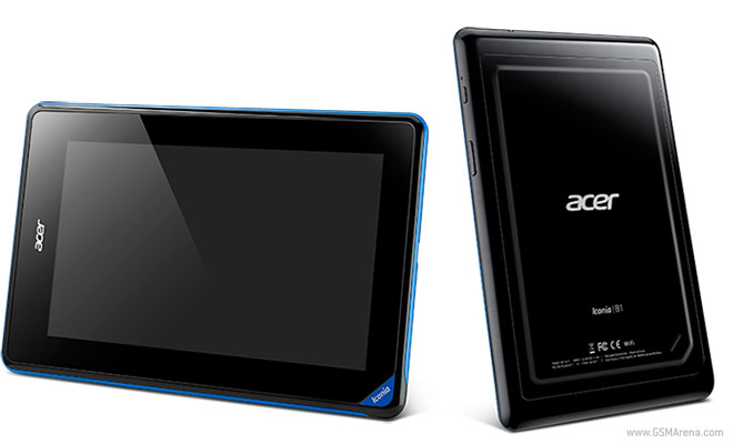 7″ Acer Iconia B1-A71 unveiled – lets you taste Jelly Bean ...