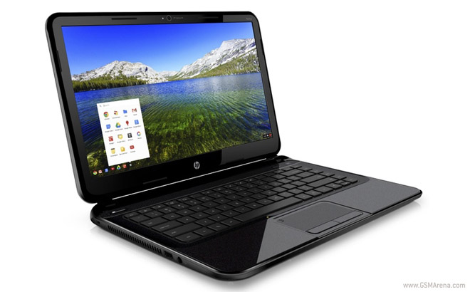 HP joins the Chromebook bandwagon with a full-size 14-inch ...