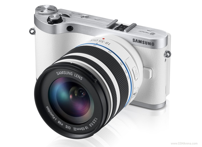 Samsung Announces NX300 20 Megapixel Mirrorless Interchangeable Lens Camera