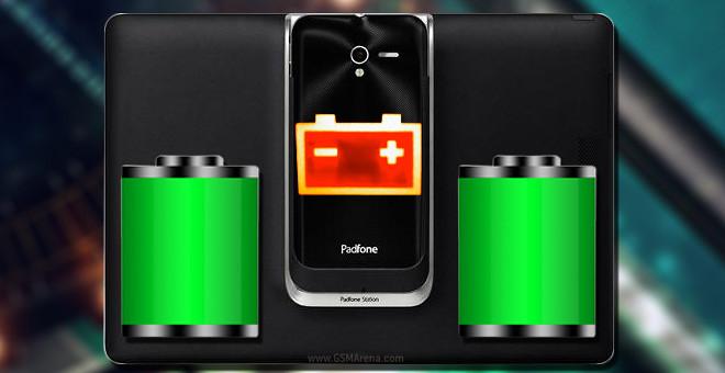 Here goes the Asus Padfone 2 battery score rundown