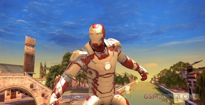 The official Iron Man 3 video game will land on Android and iOS on