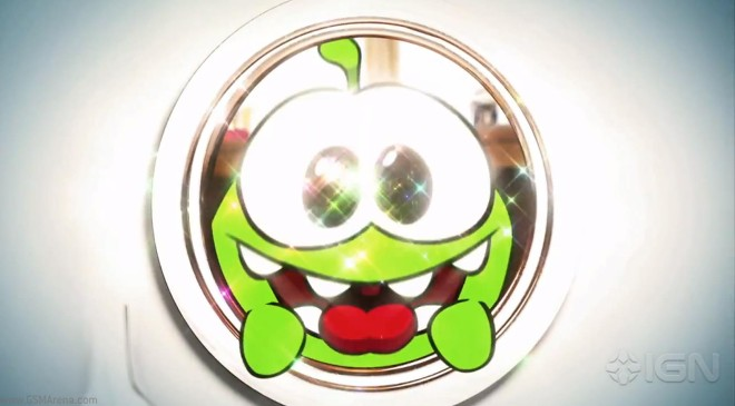 re in for a new Cut the Rope game with a time traveling concept soon