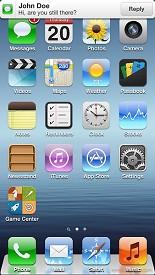 The latest iOS 7 concept reveals an enhanced lock screen ...