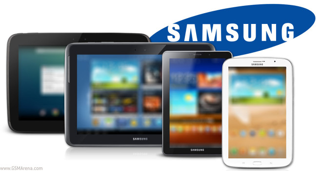 Samsung plans on making 2013 the year of the tablet with ...