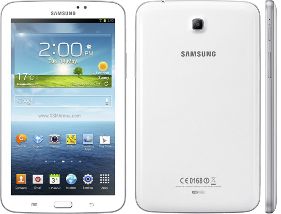 the samsung galaxy tab 3 series gets priced online