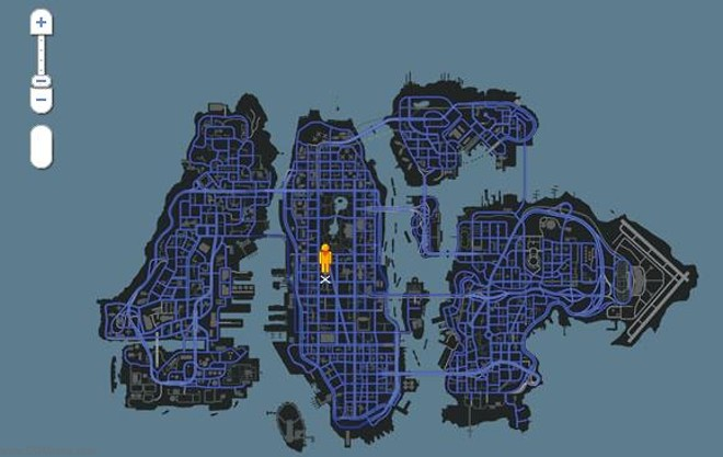 Gta 4s liberty city gets street view courtesy of google maps gumiabroncs Image collections