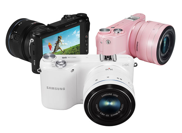 Samsung unveils NX2000 smart camera with 20.3MP sensor for $650