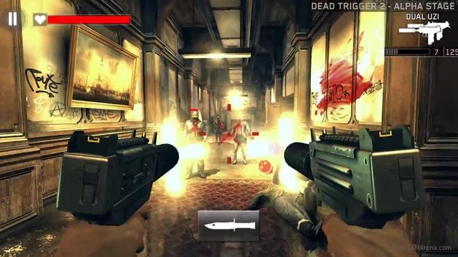 Dead Trigger 2 для андроид Gsmarena_001