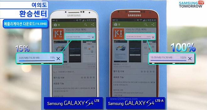 samsung galaxy s4 downloads