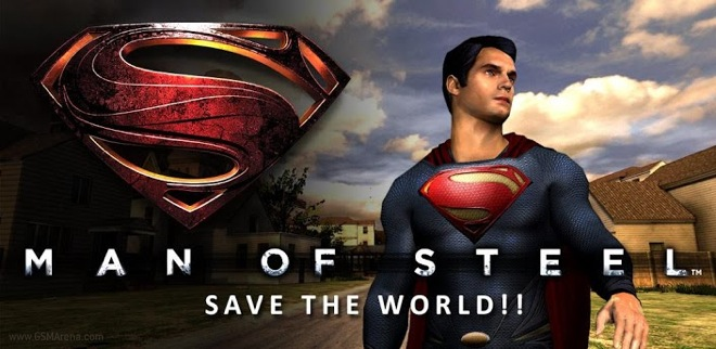 Warner Bros. release 'Man of Steel' game for iOS and Android