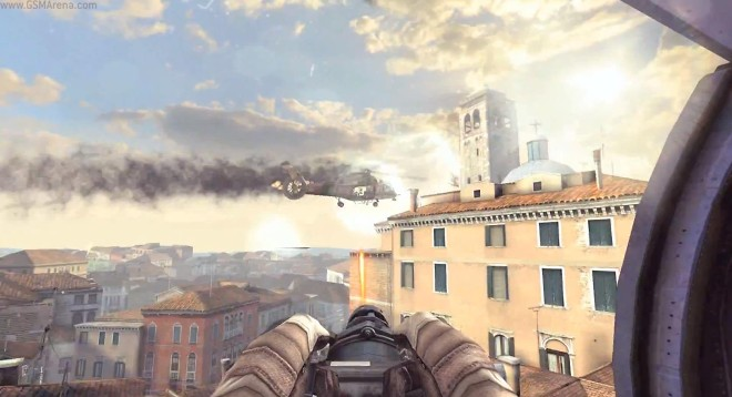 Modern Combat 5 coming to E3 and then off to iOS and Android