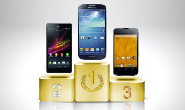 UK consumers say the Galaxy S4 is the fastest smartphone ...