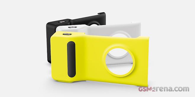 lumia 1020 kamera grip