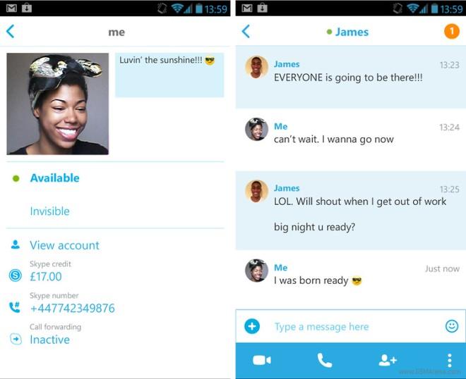 Skype dating groups