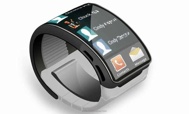 Samsung Galaxy Gear Smartwatch To Be Available In Five Different Color Options