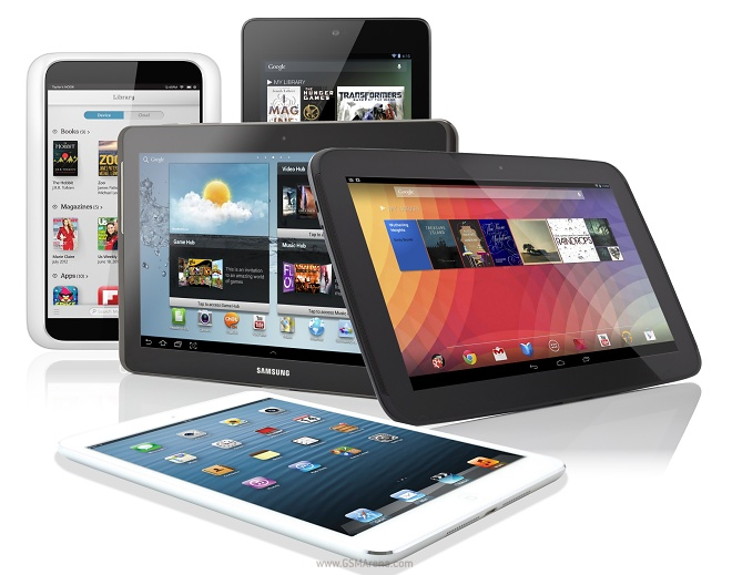 IDC: Apple tablet share in Q2 falls to 32% as Android ...