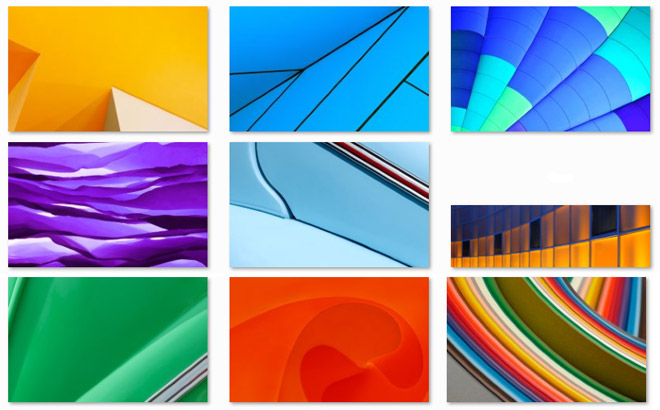 Windows 8 1 Rtm Leaks Wallpapers Available For Download