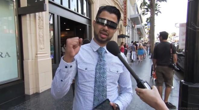 Jimmy Kimmel on the street