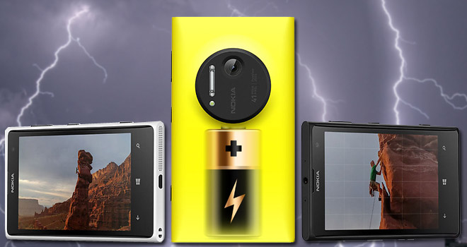 The Nokia Lumia 1020 battery test