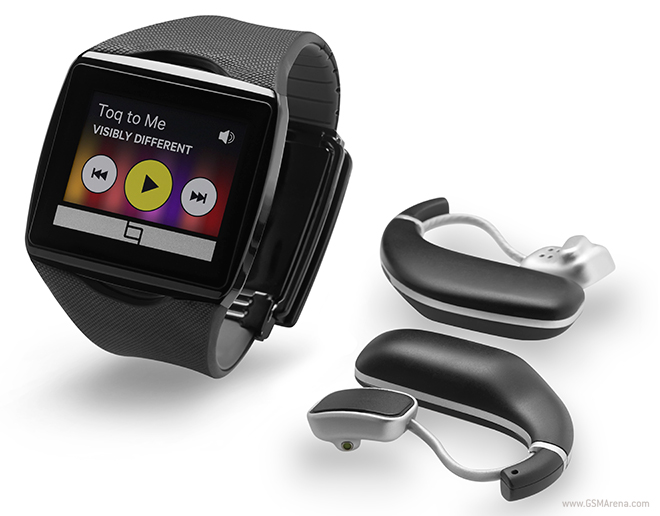 Qualcomm announces new Toq smartwatch for Android smartphones