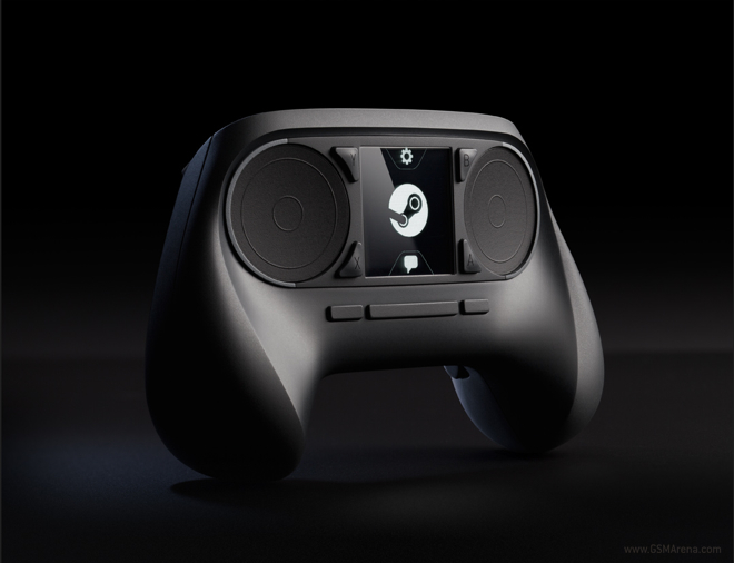 Valve announces new Steam Controller for SteamOS