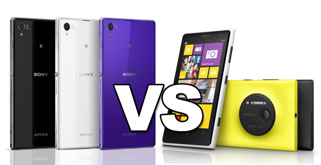 Sony Xperia Z1 vs Nokia Lumia 1020 shootout surfaces, yields surprising results