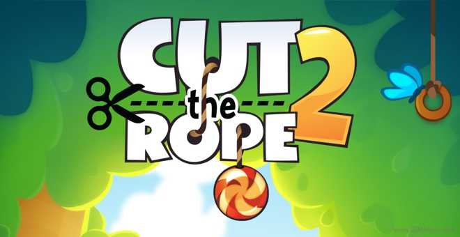 'Cut the Rope 2′ for iOS game review