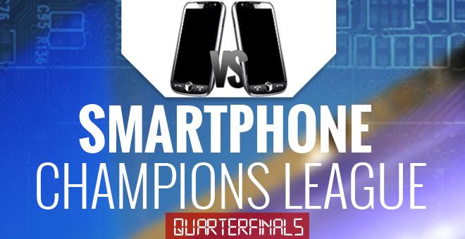 Smartphone Champions League Quarterfinals