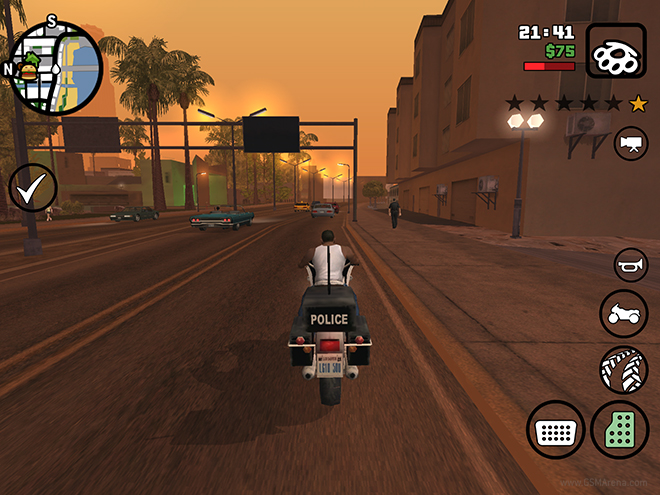 Gta San Andreas Gameplay As a player you can also go to