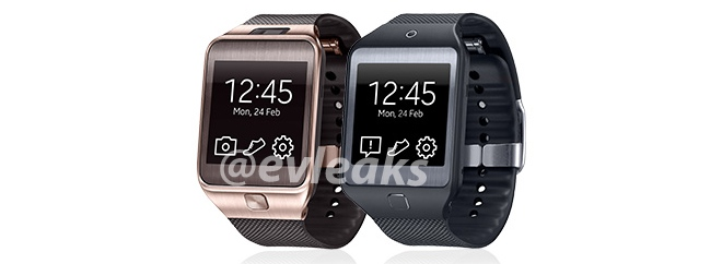 Samsung Galaxy Gear 2 and Galaxy Gear 2 Neo leak [Updated]