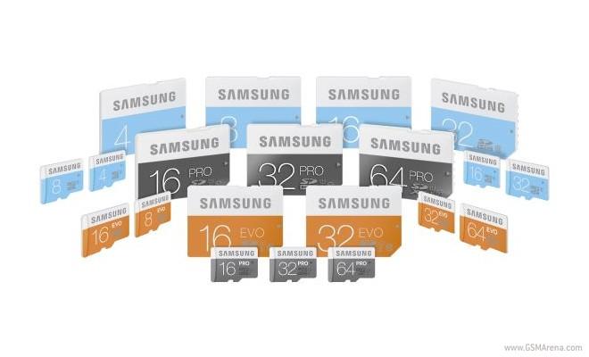 Samsung rebrands its SD card lineup to match SSDs