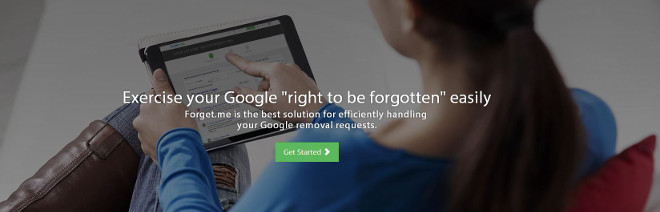 how to erase google search