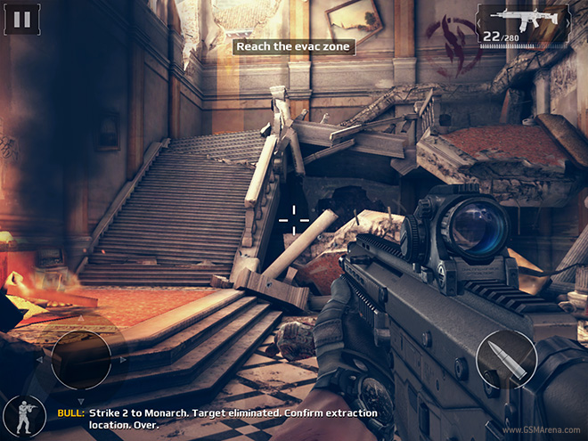 Game Review Modern Combat 5 Blackout For Ios Android And