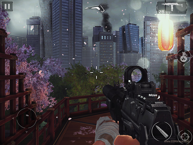 Modern Combat 5 Blackout For Ios Android And Windows Phone Game