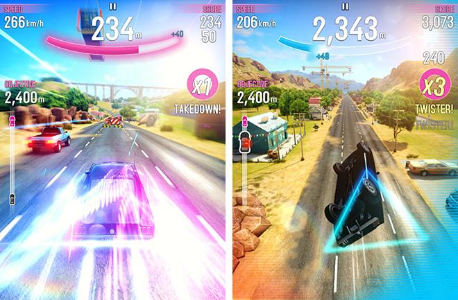 скачать игру Asphalt Overdrive на андроид - фото 3