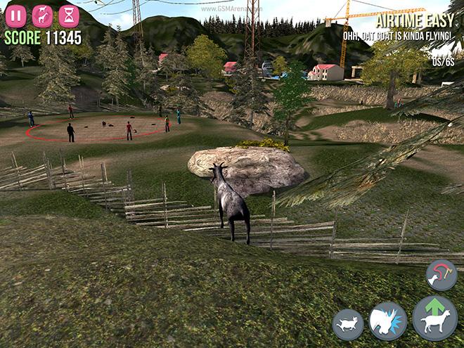 Скачать игру goat simulator на пк