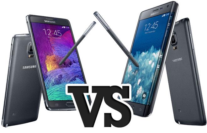 Weekend Poll Samsung Galaxy Note 4 Vs Edge