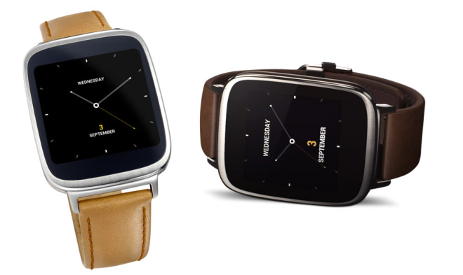 Asus ZenWatch hits stores in November in limited numbers