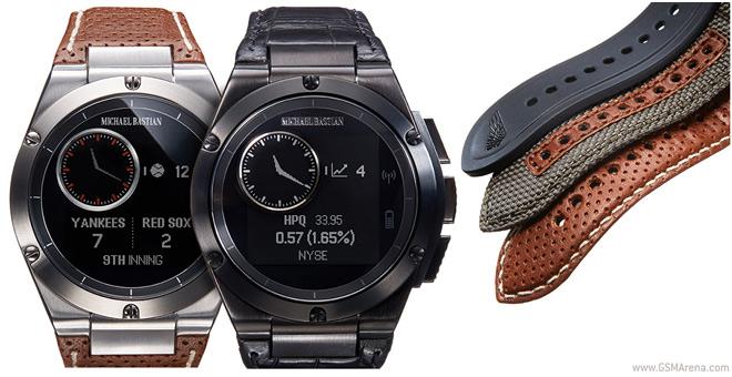 HP & Michael Bastian introduce MB Chronowing smartwatch @N62,000.00