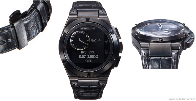 HP and Michael Bastian introduce MB Chronowing smartwatch