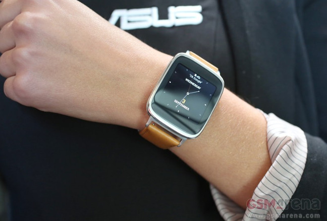 Asus ZenWatch will be on sale in the US on November 9 ...