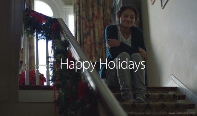 Apple outs with new emotional ad video for the season