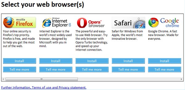 Microsoft is no longer required to show the Browser Choice ...