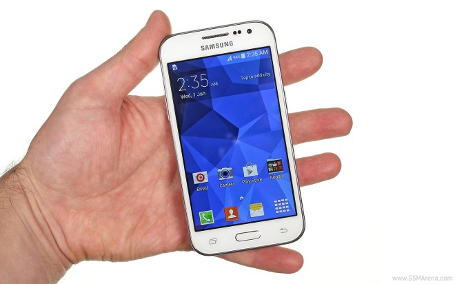 how to turn on samsung galaxy core prime